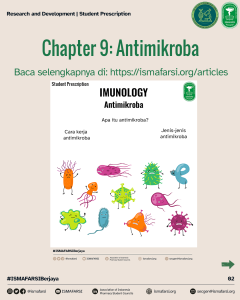 cover student prescription antimikroba