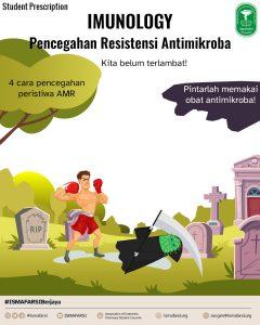 mencegah resistensi mikroba